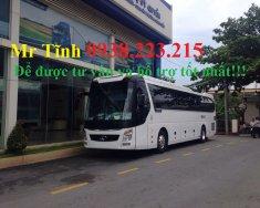 Thông số kỹ thuật xe khách 47 chỗ Thaco Universe TB120S, mới nhất giá 2 tỷ 920 tr tại Tp.HCM
