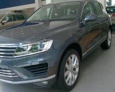 Dòng SUV nhập Đức Volkswagen Touareg 3.6l GP đời 2016, màu xám (ghi) - LH Hương 0902.608293 giá 2 tỷ 889 tr tại Tp.HCM