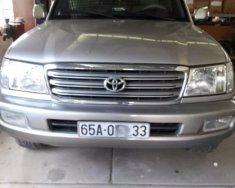 Cần bán lại xe Toyota Land Cruiser sản xuất 2003, xe nhập chính chủ giá cạnh tranh giá 460 triệu tại Cần Thơ