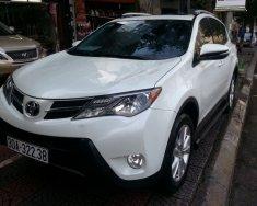 Bán Toyota RAV4 Limited đời 2014, màu trắng, nhập khẩu chính hãng giá 1 tỷ 720 tr tại Hà Nội