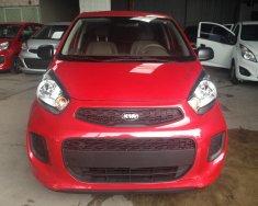 Cần bán Kia Morning VAN đời 2016, màu đỏ, nhập khẩu nguyên chiếc giá 340 triệu tại Hà Nội