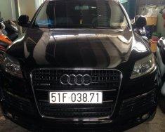 Bán ô tô Audi Q7 3.6 2008, màu đen giá 1 tỷ 245 tr tại Tp.HCM