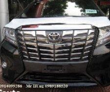 Toyota Khác Alphard Excutive Lounge 3.5 2016 giá 4 tỷ tại Hà Nội