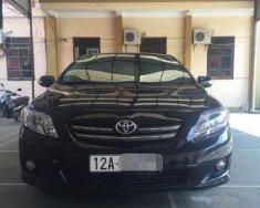 Cần bán xe Toyota Corolla altis đời 2009, màu đen, giá 560tr giá 560 triệu tại Lạng Sơn