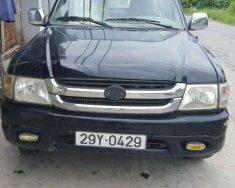 Bán Vinaxuki Pickup 650X đời 2005, màu đen giá 75 triệu tại Hà Nội