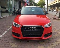 Bán Audi A1 TFSI sản xuất 2016, màu đỏ, nhập khẩu chính hãng giá 1 tỷ 328 tr tại Hà Nội