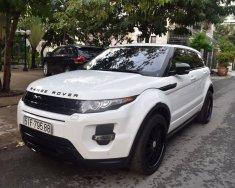 Cần bán lại xe LandRover Range Rover Evoque đời 2011, màu trắng, nhập khẩu chính hãng giá 1 tỷ 800 tr tại Tp.HCM