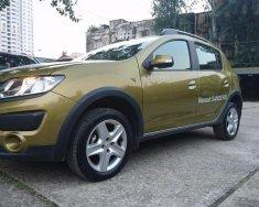 Xe Renault Sandero Stepway đời 2015, nhập khẩu xe gia đình giá 600 triệu tại Hà Nội