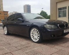 Cần bán xe BMW 7 Series 750 Li đời 2005, màu đen  giá 789 triệu tại Hà Nội