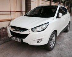 Bán Hyundai Tucson LX 20 sản xuất 2010, màu trắng, nhập khẩu giá 705 triệu tại Hà Nội