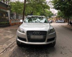 Cần bán xe Audi Q7 3.6 đời 2007, màu bạc, nhập khẩu giá cạnh tranh giá 980 triệu tại Hà Nội