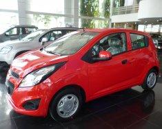 Cần bán xe Chevrolet Spark Zest đời 2015, màu đỏ, giá 320tr giá 320 triệu tại Tp.HCM