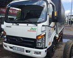 Xe tải Veam VT350 3 tấn 5 cabin đầu vuông - kính điện giá 385 triệu tại Tp.HCM