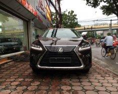 Bán xe Lexus RX 200T 2016, màu nâu, xe nhập giá 3 tỷ 199 tr tại Hà Nội
