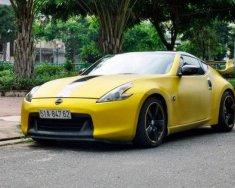 Bán xe cũ Nissan 370Z đời 2009, màu vàng, nhập khẩu nguyên chiếc giá 1 tỷ 150 tr tại Lâm Đồng