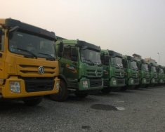 Công ty Bình An bán xe ben 3 chân nhập khẩu máy 260 KW trả góp 80% giá 1 tỷ 45 tr tại Lạng Sơn