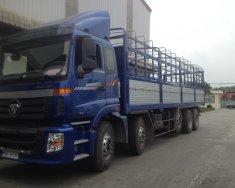 Xe tải 5 chân Auman C34, tải trọng cao, hỗ trợ trả góp 70%, giao xe ngay giá 1 tỷ 197 tr tại Hà Nội