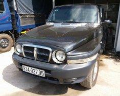 Bán Ssangyong Korando sản xuất 2005, màu đen, xe nhập giá 245 triệu tại Tp.HCM