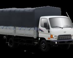 Xe tải Veam Hyundai New Mighty 7.1T, màu trắng, nhập khẩu giá 620 triệu tại Tp.HCM