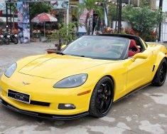 Bán xe Chevrolet Corvette C6 đời 2009, màu vàng, nhập khẩu giá 1 tỷ 650 tr tại Tp.HCM