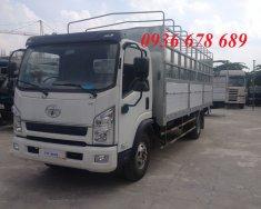 Xe tải Faw 7,25 tấn, máy to cầu to, thùng dài 6,3M giá 460 triệu tại Hà Nội