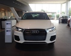 Bán ô tô Audi Q3 2.0 TFSI đời 2016, màu trắng, nhập khẩu nguyên chiếc giá 1 tỷ 700 tr tại Đà Nẵng