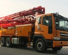 Bán xe bơm bê tông Daewoo Junjin JXZR38-5.16HP 38m 2016 giá 5 tỷ 850 triệu  (~278,571 USD) giá 5 tỷ 850 tr tại Tp.HCM