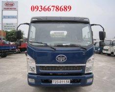 Faw 7,25 tấn / 2016 / thùng dài / máy to cầu to / cabin Isuzu giá 455 triệu tại Hà Nội