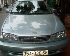 Cần bán Toyota Corolla 1.6 GLi đời 2000, màu bạc, nhập khẩu nguyên chiếc chính chủ, giá tốt giá 236 triệu tại Ninh Bình