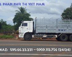 Tải thùng Kamaz 65117 (6x4) xe nhập khẩu mới 2016 tại Kamaz Bình Phước & Bình Dương giá 1 tỷ 180 tr tại Tp.HCM