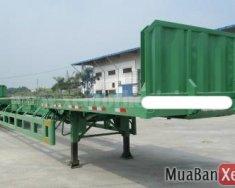 Bán rơ moóc Doosung Sàn rút 3 trục dài 14.3 M - 21.3M Nhập khẩu lắp Ráp VN 2016 giá 630 triệu  (~30,000 USD) giá 630 triệu tại Điện Biên