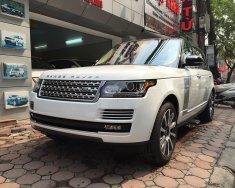Bán LandRover Range Rover Autobiography LWB đời 2016, màu trắng, nhập khẩu giá 6 tỷ 798 tr tại Hà Nội