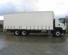 Xe tải Isuzu FVM34T ( 6x2 ) 15,6 tấn thùng chở hàng – Hỗ trợ giao hàng toàn quốc giá 1 tỷ 200 tr tại Tp.HCM