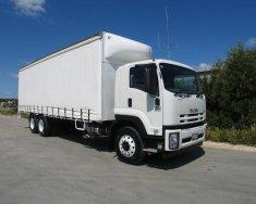 Bán xe tải Isuzu FVM34T ( 6x2 )  15,6 tấn giao ngay , chiều dài thùng 9,7m giá 1 tỷ 200 tr tại Tp.HCM