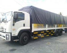Bán xe tải 15,6 tấn Isuzu FVM34T ( 6x2 )  – Giá 1,2 tỷ mua ngay kẻo hết giá 1 tỷ 200 tr tại Tp.HCM