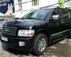Bán xe cũ Infiniti QX56 4x4 sản xuất 2004, màu đen, nhập khẩu chính hãng giá 1 tỷ 150 tr tại Tp.HCM