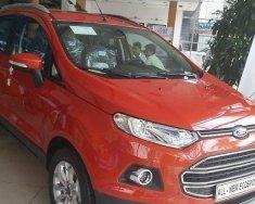 Bán Ford EcoSport Titanium Safety 1.5AT đời 2017, màu đỏ  giá 600 triệu tại Hà Nội