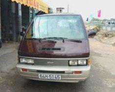 Bán xe cũ Nissan Vanette sản xuất 1987, màu đỏ giá 80 triệu tại An Giang