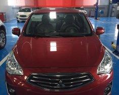 Bán Mitsubishi Attrage đời 2017, màu đỏ, xe nhập, giá tốt nhất ở Đà Nẵng, phục vụ chu đáo, liên hệ: 0905.91.01.99 (Phú) giá 460 triệu tại Đà Nẵng