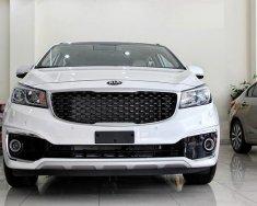 Cần bán xe Kia Sedona DATH đời 2017, màu trắng giá 1 tỷ 69 tr tại Hà Nội