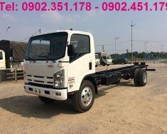Bán xe tải Isuzu 8,2 tấn VM N129 thùng dài 7m1, giá siêu tốt| Mua xe tải Isuzu 8 tấn/ 8 tấn 2/ 8 tạ 2 giá rẻ, uy tín giá 750 triệu tại Bình Dương