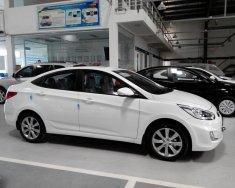 Cần bán xe Hyundai Accent New 2010, màu trắng, nhập khẩu chính hãng. Hotline: 0905.976.950 giá 520 triệu tại Đà Nẵng