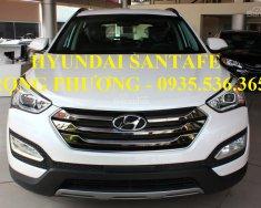 Giá xe Hyundai Santa Fe 2018 Đà Nẵng, LH: Trọng Phương - 0935.536.365, hỗ trợ vay 80% giá trị xe giá 898 triệu tại Đà Nẵng