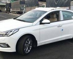 Hyundai Bắc Ninh bán xe Hyundai Sonata đời 2017, màu trắng  giá 999 triệu tại Bắc Ninh