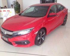 Honda Biên Hoà bán Honda Civic 1.5L VTEC Turbo đời 2018, màu đỏ, hỗ trợ NH 80% giá 903 triệu tại Đồng Nai