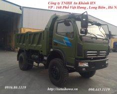 Xe tải ben tự đổ 6900kg 1 cầu Việt Trung giá 415 triệu tại Hà Nội