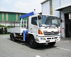 Xe tải gắn cẩu, xe tải gắn cẩu tự hành, chuyên bán và nhận đóng mới các loại xe tải gắn cẩu giá tốt nhất giá 989 triệu tại Hà Nội