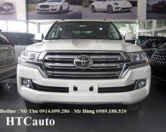 Bán Toyota Land Cruiser 5.7 VX đời 2016, màu trắng, nhập khẩu nguyên chiếc giá 5 tỷ 900 tr tại Hà Nội