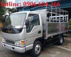 Bán xe tải jac 2 tấn 4 vào thành phố ban ngày giá cạnh tranh, hỗ trợ trả góp  giá 290 triệu tại Tp.HCM