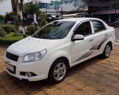 Bán Chevrolet Aveo MT đời 2015, màu trắng  giá 400 triệu tại Hậu Giang